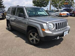 2016 Jeep Patriot *HIGH ALTITUDE*LEATHER SEATING*POWER SUNROOF*N