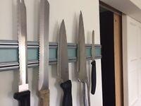 Bisbell Magnetic Knife Rack - Brand New