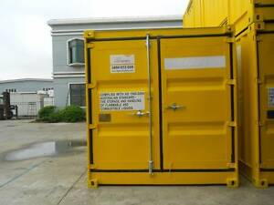 10ft Dangerous Goods Shipping Containers Tempe Marrickville Area Preview