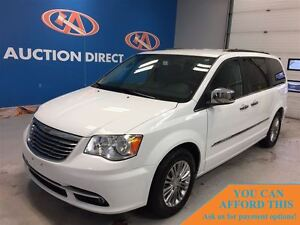 2016 Chrysler Town & Country DUAL TV/DVD! NAVI!LEATHER!