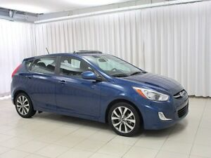 2017 Hyundai Accent FEAST YOUR EYES ON THIS BEAUTY!! GLS 5DR HAT