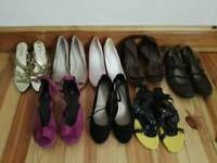 Ladies shoes clearance size 8