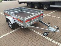 Brand new TEMA PRO box trailer high quality !