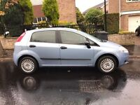 Fiat punto grand 1.2 lady owner fsh bargain