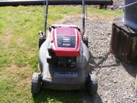 Mountfield self propelled mower spares or repair(currently non runner)