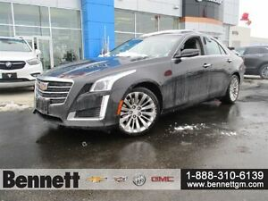 2015 Cadillac CTS 3.6L Luxury - AWD, Navigation, Heated Seats