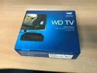 WDTV Media Player - DLNA Streaming 1080p WiFi