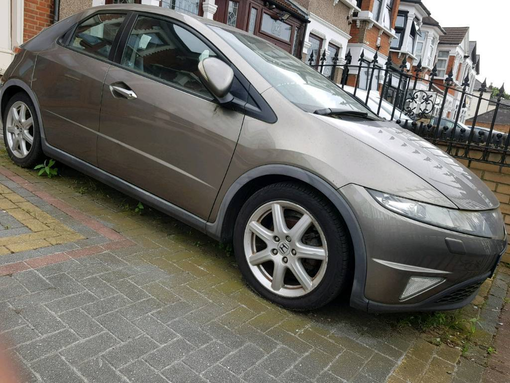 Honda Civic Sport I-CTDI Grey Diesel Manual