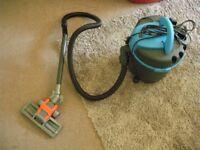 Aquavac Boxer vacuum cleaner