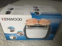 New Boxed Kenwood 2 Slice Toaster