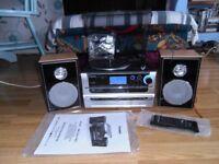 Steepletone 6 in 1 Music System SMC 1033 PRO