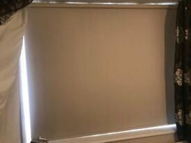 Black Out thermal Roller Blind for sale - beige (brand new boxed)