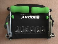Ab Core 6-In-1 Exercise Platform - Used Twice - In perfect Condition