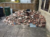 Bricks / hardcore going for free, collection only please.