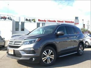 2016 Honda Pilot EX-L - Leather - Navigation - Running Boards