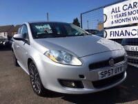 Fiat bravo Sale/Finance Forth Carz, CAR FINANCE SPECIALISTS