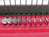 Full Set of Golf Irons (3-SW)