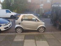 Smart Car For Sale - Low Mileage!