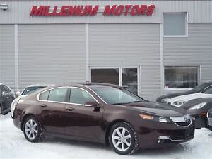 2012 Acura TL PREMIUM / LEATHER / SUNROOF / ONLY 35,000 KM