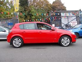 Vauxhall Astra 1.9 CDTi SXi 5dr LADY OWNED LOW INSURANCE/TAX 08/08