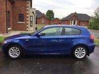 07 BMW 118i ES 3 DOOR P/EX WELCOME