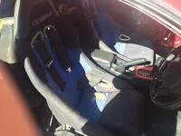 Cobra Racing Bucket Car Seats