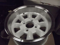 "CLASSIC MINI 6 "" X 12 "" ALLOY WHEELS MINILIGHT STYLE NEW SHOP SOILED AUTOGRASS MINISTOCKS VARIOUS"
