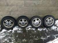 Snow tyres - Michelin Alpin A4
