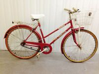 City bike for ladies fully serviced hub gears hand operated Breaks
