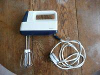 Kenwood mini food mixer