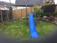Solid Wood TP Climbing Frame