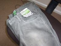 Brand new mens cord jeans