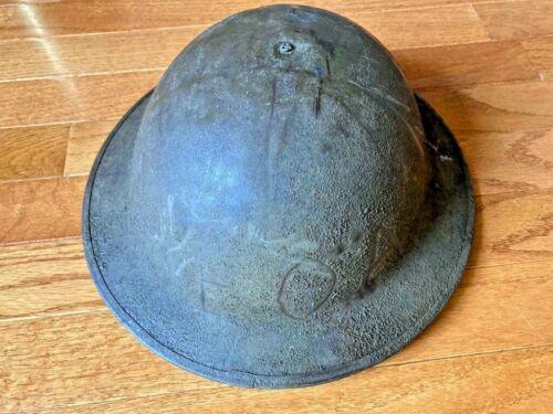 US Original WW1  Doughboy Helmet