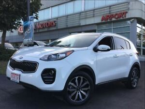 2017 Kia Sportage EX/AWD/HEATED SEATS/BACK UP CAMERA/HANDS FREE/