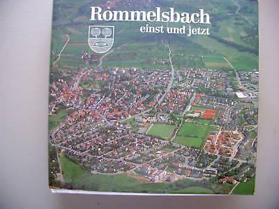 Rommelsbach einst und jetzt Reutlingen Stadtbezirk 1990