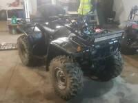 Four trax 300cc quad 4x4