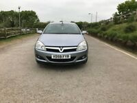 Diesel, convertible Vauxhall Astra twinpot design CDTI for sale, MOT, drives perfect.