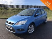 2008 FORD FOCUS STYLE 1.8 TDCI 115 PS - 64K MILES - GREAT SPEC - EXCELLENT VALUE - 6 MONTHS WARRANTY