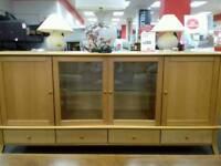 Light wood Sideboard - British Heart Foundation sco39426