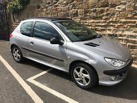 Peugeot 206 Xsi 1.6 16v Y Reg2001! 1mths Mot! 100k Runs Drives Good! Cheap px to clear £200!!!