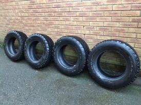Goodyear Wrangler A/T Tyres 235x70Rx16