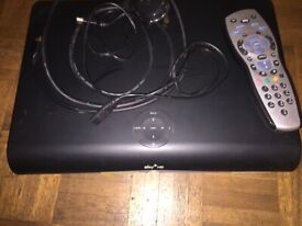 Sky box & controllers
