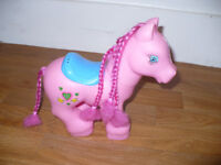 My Little Pony Huge Horse with Galloping and Neighing Sound. Very good clean condition.