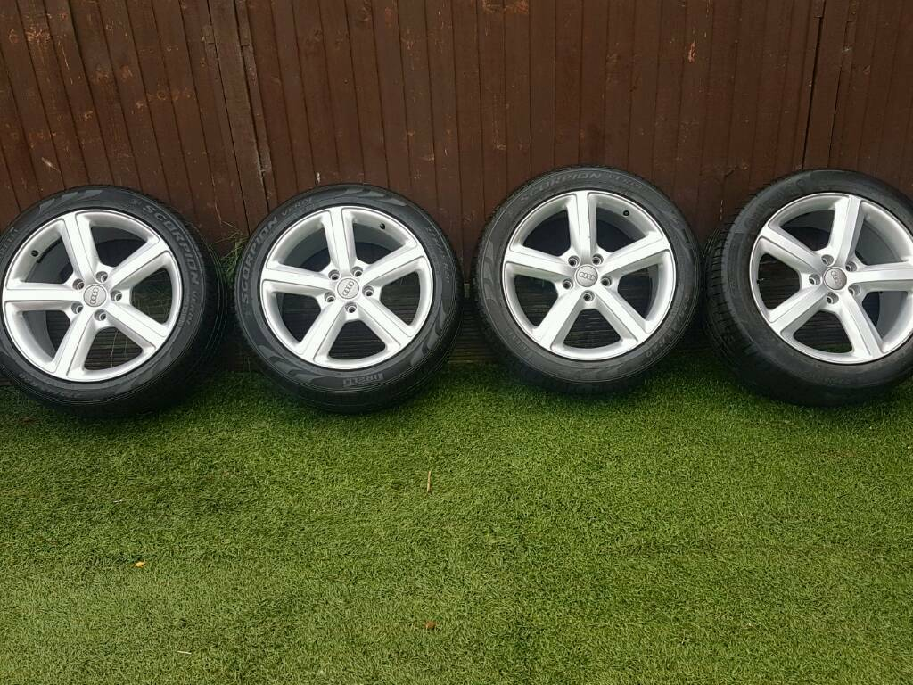AUDI Q7 ALLOYS 20INH