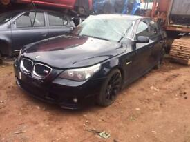 2005 BMW 530D M SPORT E60 E61 BREAKING FOR SPARES PARTS