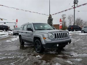2015 Jeep Patriot Altitude 4x4!! Low Monthly Payments!!
