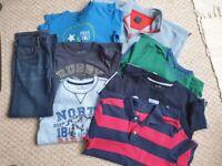 Boys Clothing Bundle - Age 10-12 GAP & Boden Mostly Unworn