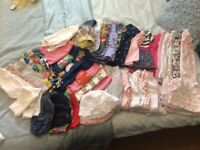 Baby girls mixed clothes 3-6 months
