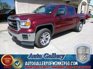 "2014 GMC Sierra 1500 Crew 4X4 *20"" Chrome"