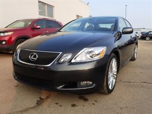 2007 Lexus GS 450h Hybrid, fully loaded, Navigation in exc shape